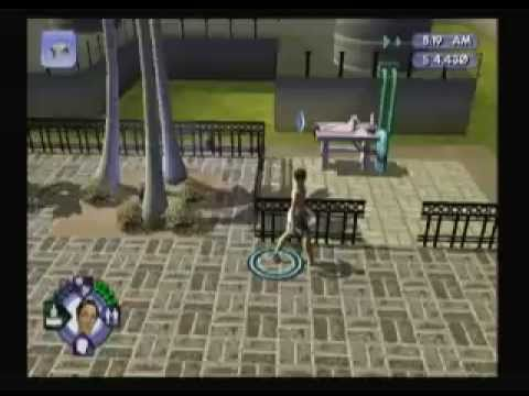 Sims Bustin Out Cheats for Ps2 - YouTube
