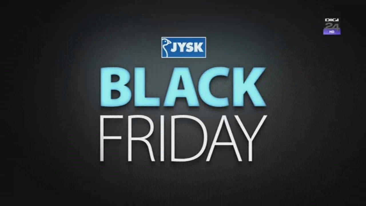 black friday reklam