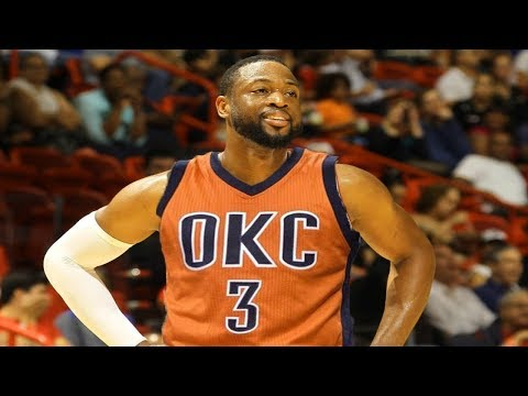 Dwyane Wade to OKC CONFIRMED!?