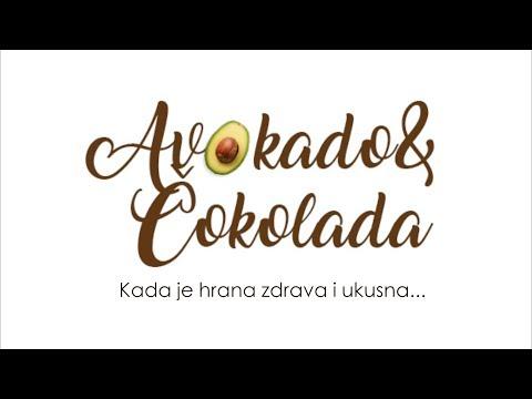 Avokado i čokolada-kanal o zdravom načinu života