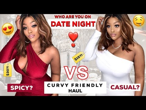 CURVY DATE NIGHT/VALENTINE TRY ON HAUL 2019 | HOT MIAMI STYLES | CURVY MODEL