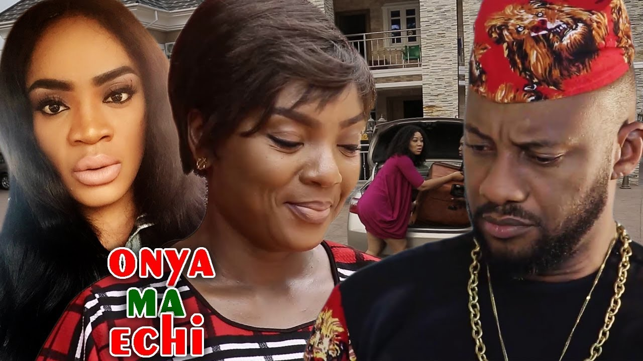 Download Onye Ma Echi 1 - 2018 Latest Nigerian Nollywood Igbo Movie Full HD