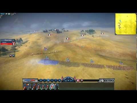 Napoleon  Total War Online Battle #1 (1v1)