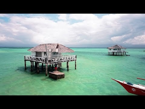 INSANE SANDBAR OASIS   Manjuyod Sandbar, Dumaguete Philippines