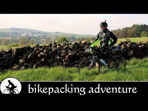 lightweight bikepacking adventure 2017