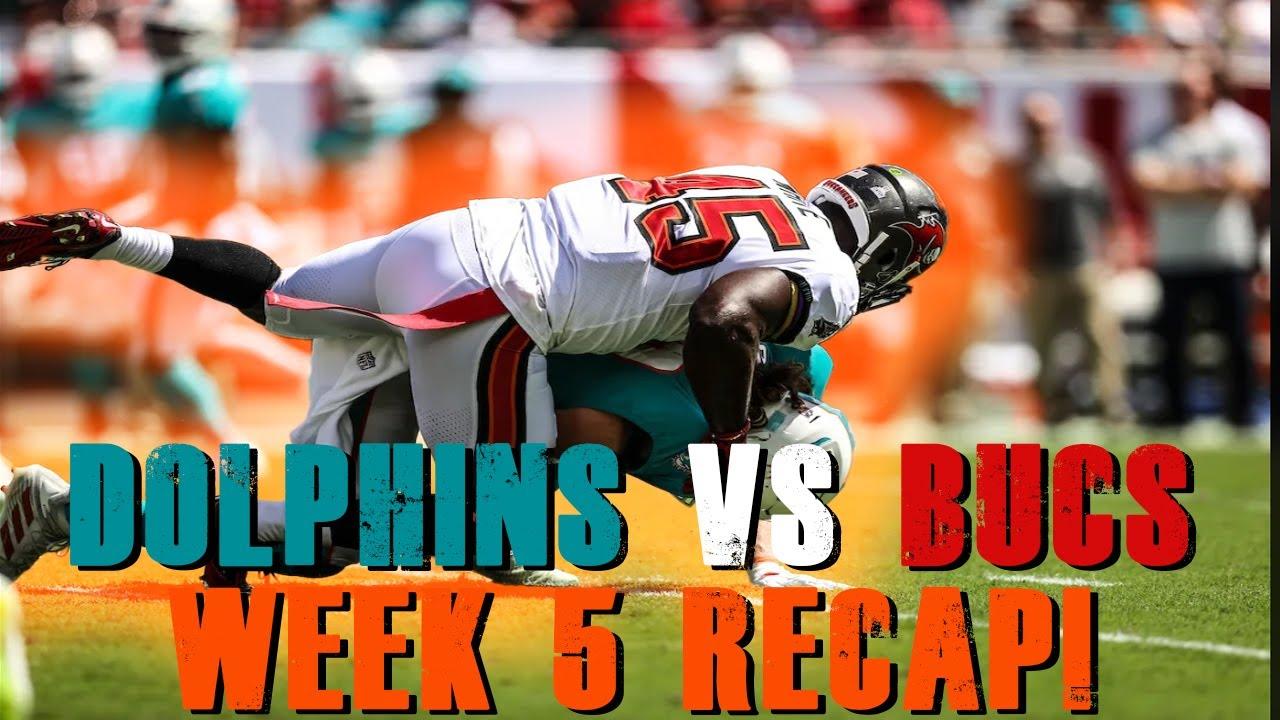 Dolphins vs. Buccaneers - Game Recap - October 10, 2021 - ESPN