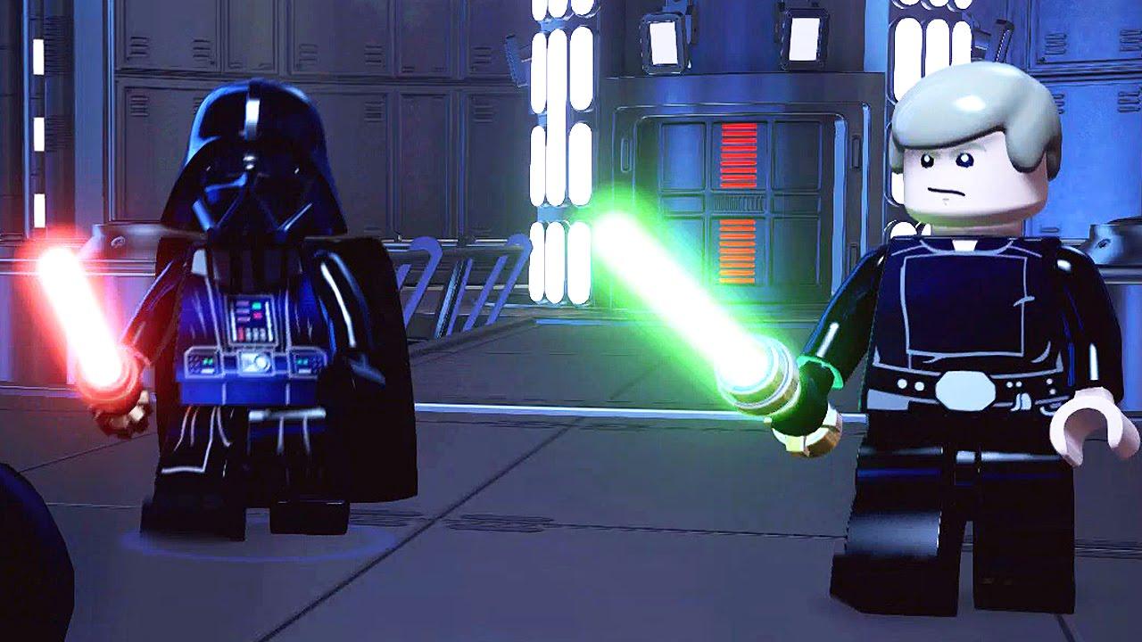 Lego Star Wars O Despertar Da Forca Primeira Gameplay Xbox One