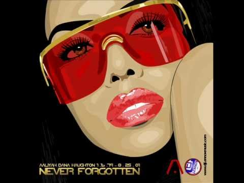 Aaliyah - I Miss You - Instrumental - Remake (Prod. By Don Deezy)