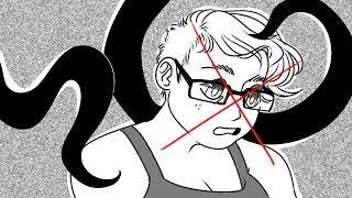 СЛЕНДЕРМЕН и АНИМЕШНЫЕ ШКОЛЬНИЦЫ Обзор старого комикса 2011 | Осария Аллейд