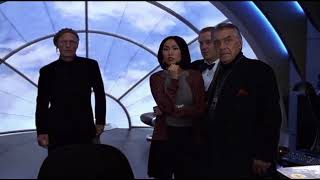 Слабо вам меня убииить?...отрывок из фильма (Шоу Трумана/The Truman Show)1998