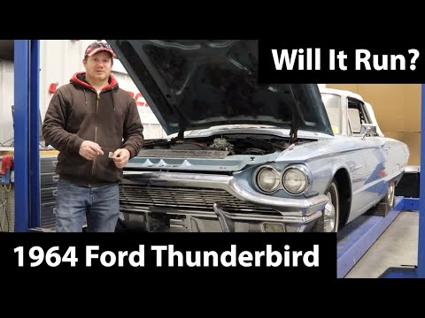 1964 Ford Thunderbird - Will It Run?