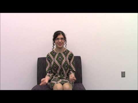 JAGS ISSN Conference 2014 Etasha Interviews