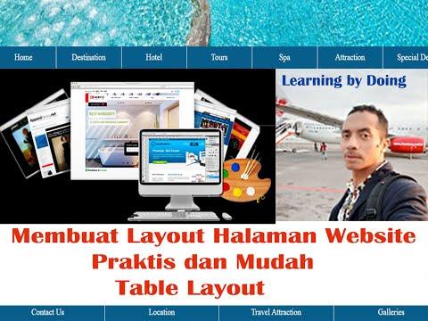cara-membuat-design-website-html-dengan-table-layout---tutorial-membuat-website