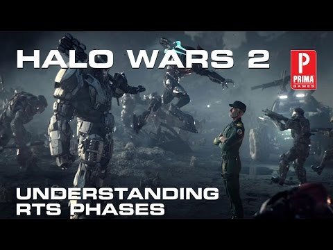 Halo Wars 2 - Understanding the Phases of Real-Time Strategy