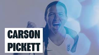 Carson Pickett: Learning and Leading