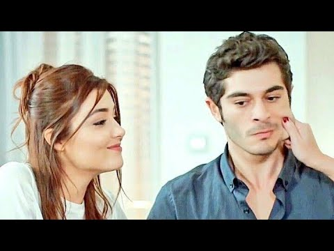 Murat and hayat cute  argue and fight.