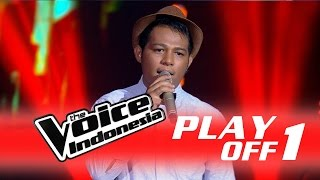 "Mario G  Klau ""Tetap Dalam Jiwa"" I PlayOff 1 I The Voice Indonesia 2016"