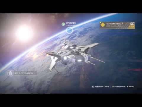 """Destiny- A Legendary Review """"The Comedian"""""""