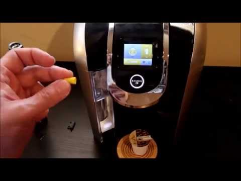 "Keurig 2.0 Permanent Hack Tutorial- Full Menu and any K-Cup - Fix In 10 Min - NOT FOR ""PLUS"" MODELS."