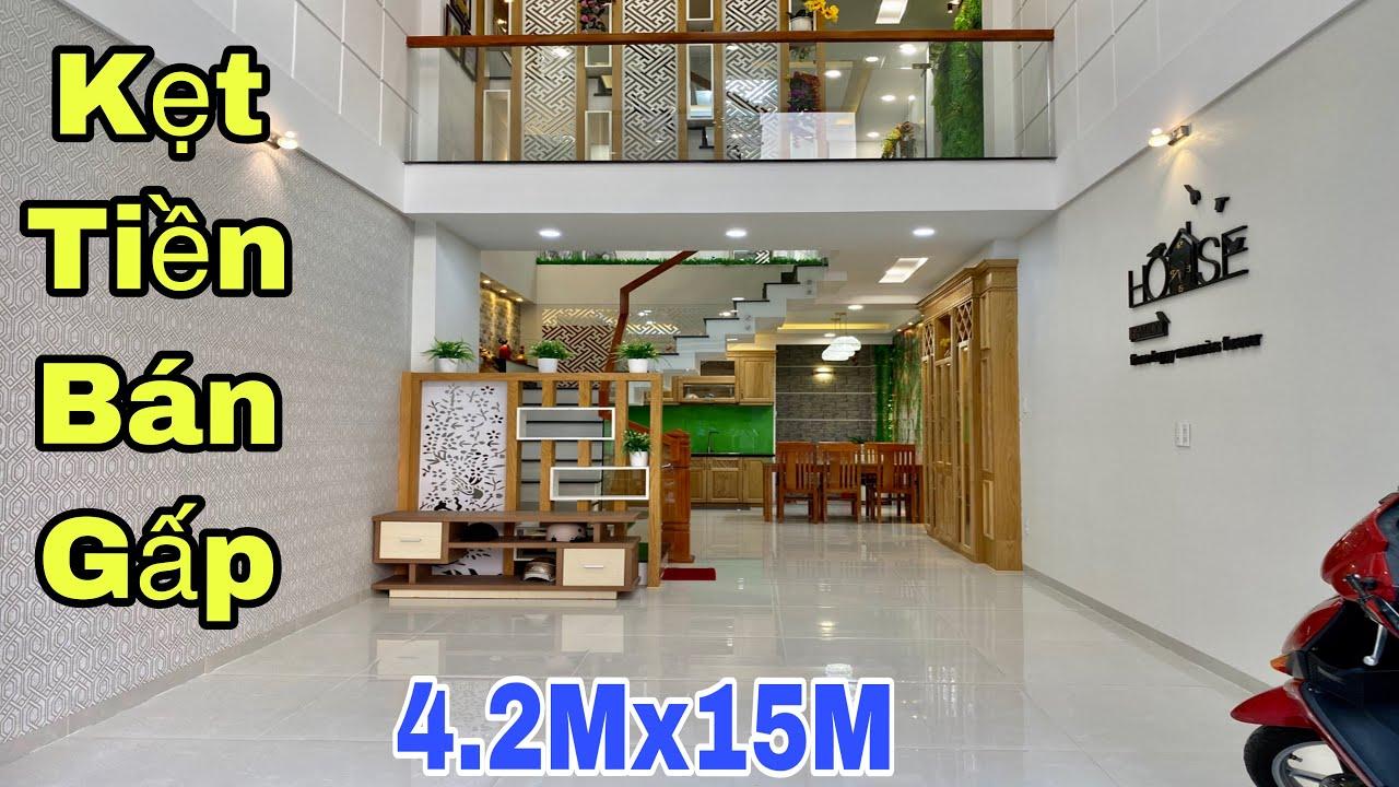 Bán nhà Gò Vấp| Siêu phẩm nhà đẹp chính chủ xây ở kẹt tiền cần bán gấp tại đường Lê Văn Thọ| giá rẻ