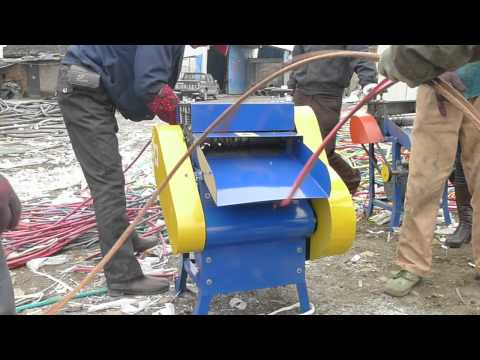 Cable stripper &Scrap Cable Peeling Machine (MSY-50)