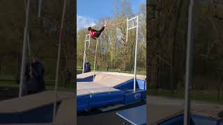 Compilation of Guy Failing Miserably While Performing Pole Vault - 1202994