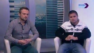 Węgierscy eksperci o jesiennej rundzie (2015) Ekstraklasy (Digi Sport, Reggeli Start, 21.12.2015)