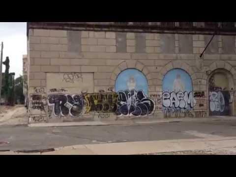 DETROIT - Zombie Land in the Cass Corridor (Midtown)