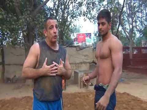 Kushti Wrestling: Learning the Mud