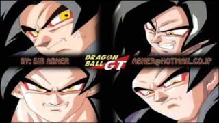 DRAGON BALL GT BGM 01