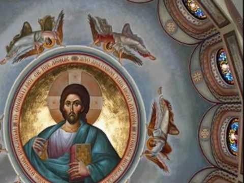 Orthodox choir music - Krzysztof Penderecki: Kheruvimskaya pesn/Song of the Cherubim