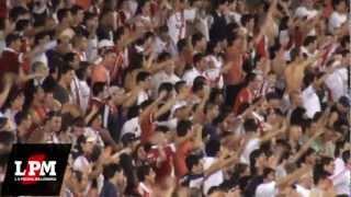 Somos los pibes que alentamos a River Plate - River vs Argentinos - Torneo Inicial 2012