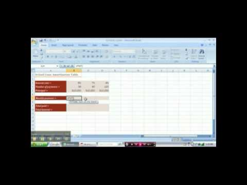 School Loan- Exercise 3 (Microsoft Excel) - YouTube - microsoft exercise