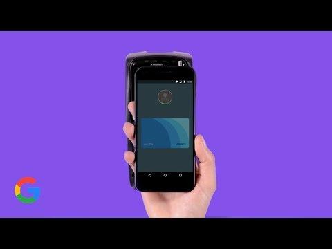 Cómo añadir una tarjeta a Android Pay