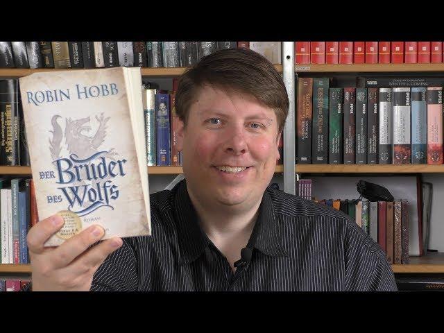 Der Bruder des Wolfs - Weitseher-Saga 2 - Robin Hobb - Buchbesprechung [HD] - Fantasy