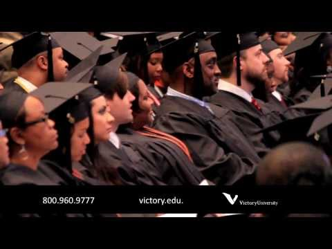 Victory University Graduates Featured in Commercial