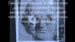 Aleksandrs Čaks - urbānists