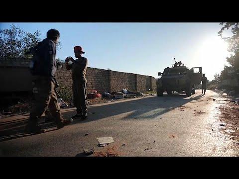 طرابلس مستاءه من اتصال ترامب بحفتر وصمت المجتمع الدولي …  - نشر قبل 3 ساعة
