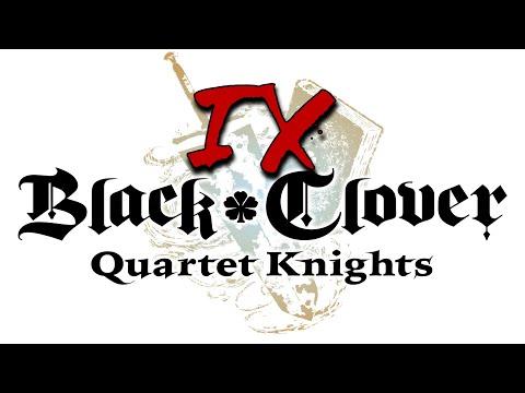 Black Clover Quartet Knights / Episodio 9  