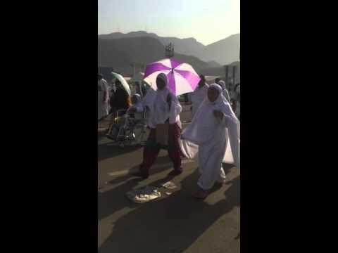 2015 Haj mina to jamraat al Madni tours & travels
