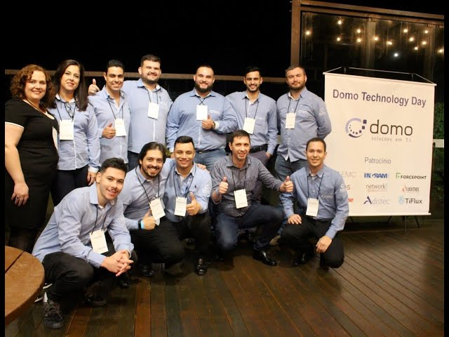 2º Edição do Evento Domo Technology Day