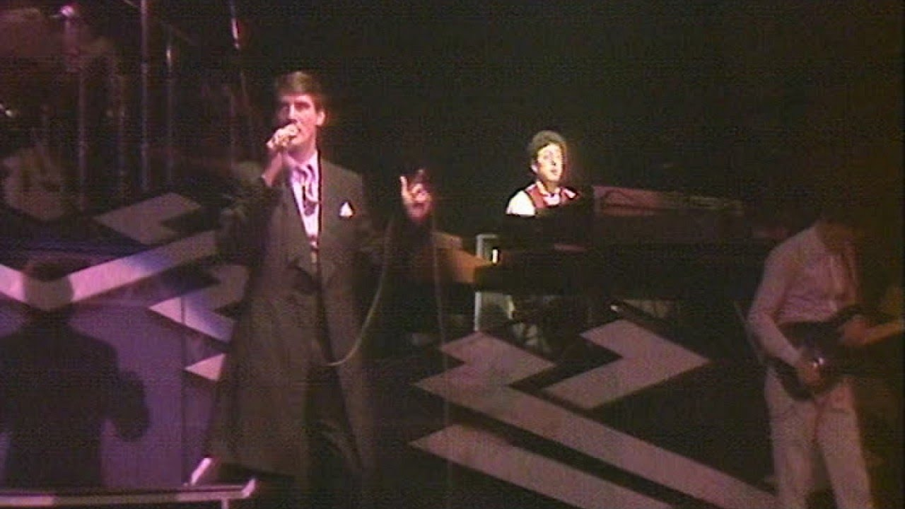 Spandau Ballet Gold The Old Grey Whistle Test 1983 Youtube
