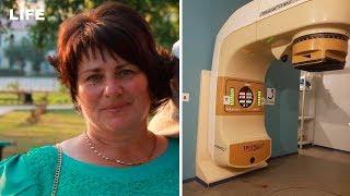 Больную раком раздавил аппарат лучевой терапии