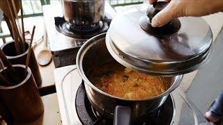 Индийский дал. Кулинарные курсы в Малайзии