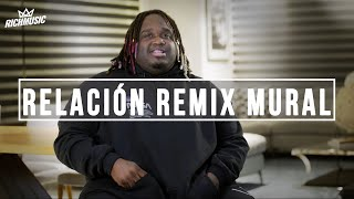 Sech - El Mural de Relación Remix en Wynwood