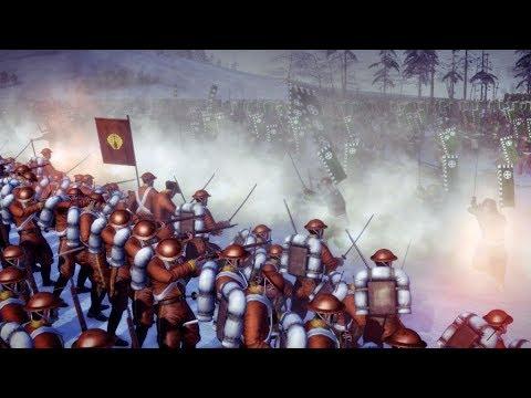 Total War Shogun 2:Fall of the Samurai-Battle of the Blood Lotus |