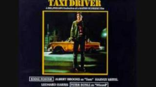Play Theme From Taxi Driver (reprise)