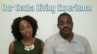 Our Scuba Diving Experience | Married W/ Dogs Vlog