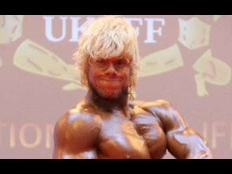 Jonny Spelman competes at the 2012 UKBFF BODYPOWER - YouTube