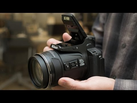 Nikon P900 83x Optical Zoom Youtube